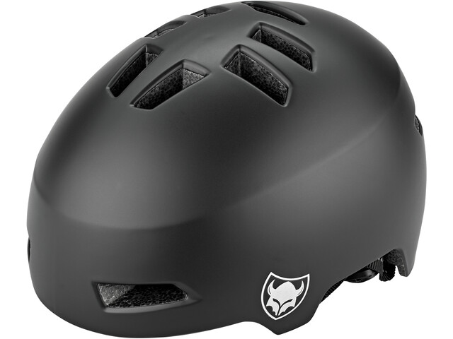 TSG Status Solid Color Casco, satin black